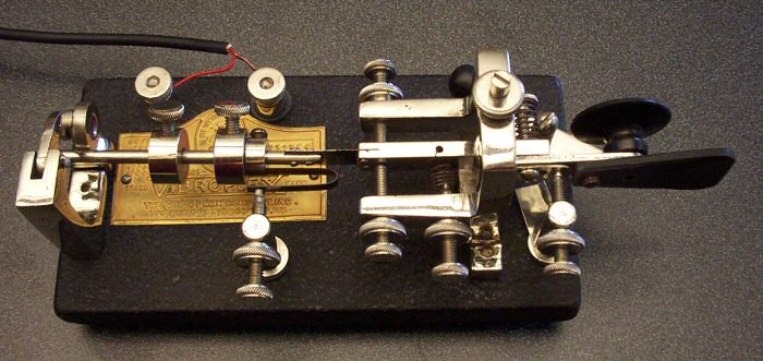 1939 Vibroplex Martin Junior